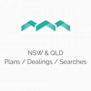 nsw and qld property searches