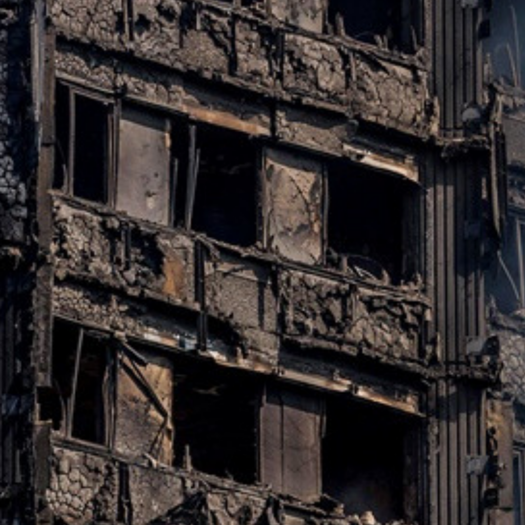 combustible cladding